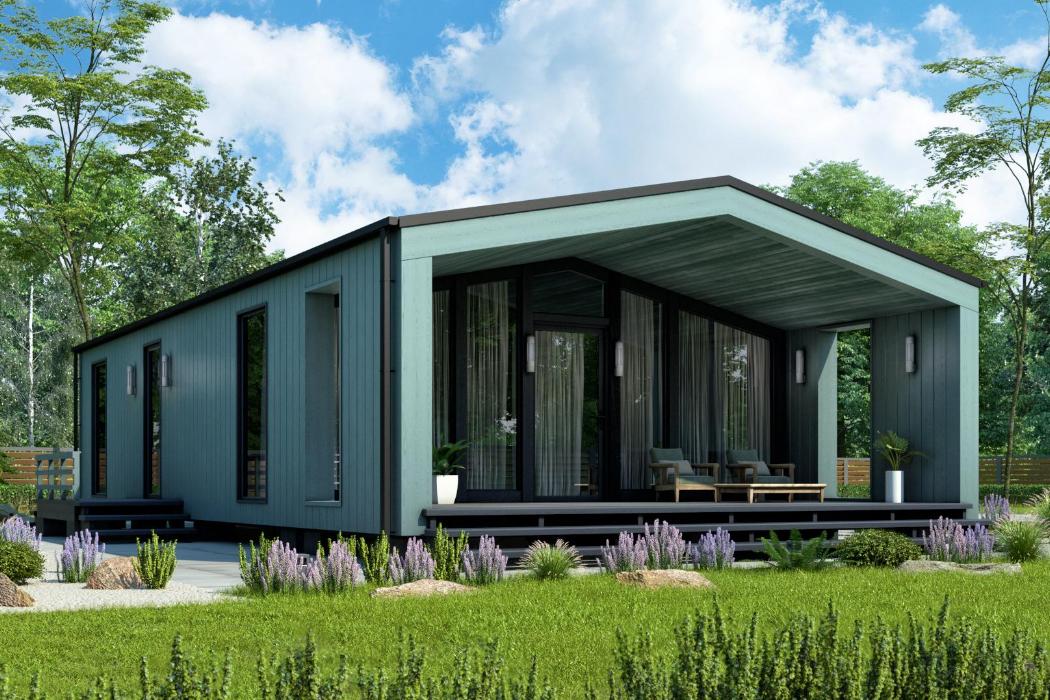 Производство деревянных модульных домов от компании «Промстройлес»
