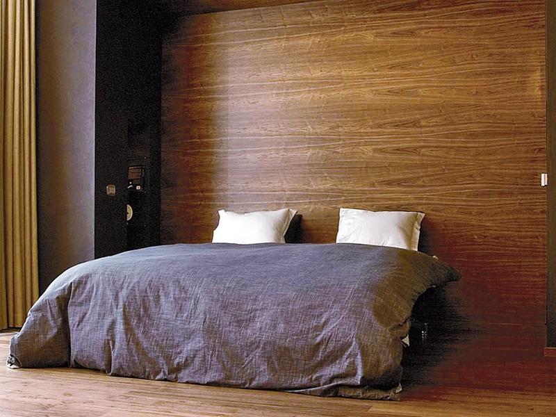 Деревянные стеновые панели