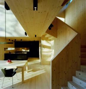 Строительство из деревянных стеновых панелей