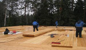 Подготовительные работы при строительстве