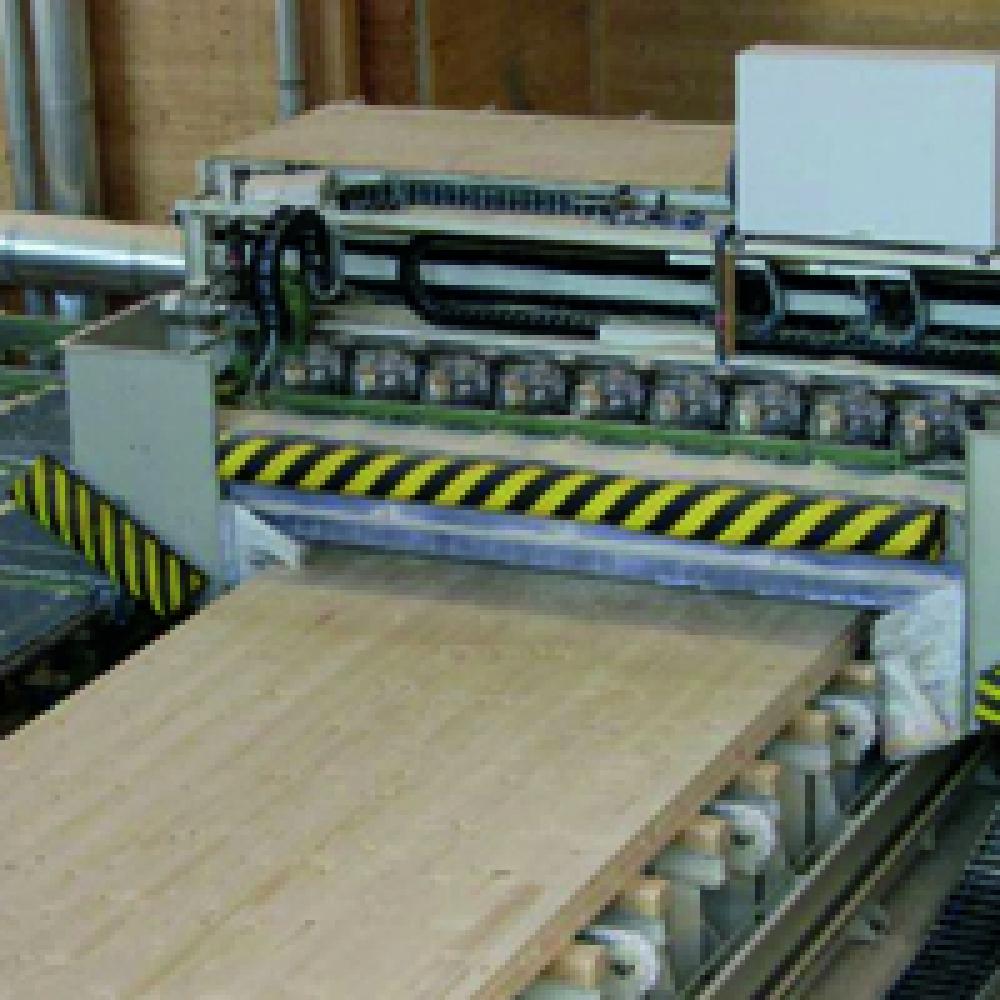 Завод по производству деревянных стеновых панелей для домостроения