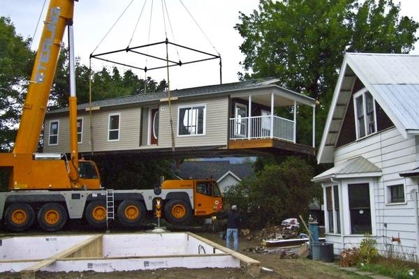 Модульные дома - быстрое решение жилищной проблемы